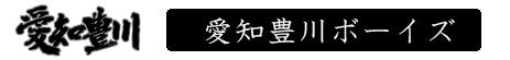 愛知豊川ボーイズ
